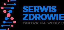 Logotyp serwisu internetowego Serwis Zdrowie