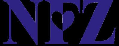 Logotyp NFZ - Narodowego Funduszu Zdrowia